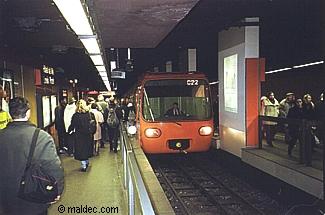 métro croix paquet