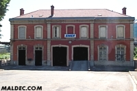 Gare de Lyon-Saint-Clair PLM maldec.com