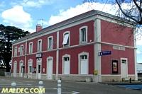 Gare de Sathonay PLM CFR DSE maldec.com