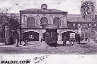 Gare de Lyon-Perrache PLM maldec.com