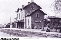 Gare de Villeurbanne CFEL maldec.com