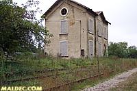Gare de Janneyrias CFEL maldec.com