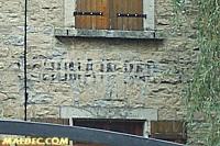 Gare de Saint-Romain - Barens CFEL maldec.com