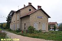 Gare de Crémieu CFEL maldec.com