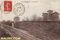 Gare du Vernay CFR maldec.com
