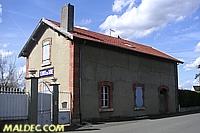 Gare de Fleurieu-sur-Saône CFR maldec.com