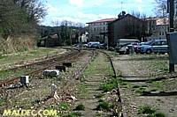 Gare de Neuville-sur-Saône CFR maldec.com