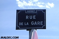Gare de Genay CFR maldec.com