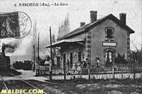 Gare de Parcieux CFR maldec.com