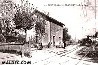 Gare d'Alaï-Francheville FOL maldec.com