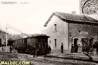 Gare de Vaugneray FOL maldec.com
