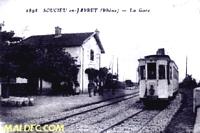 Gare de Soucieu-en-Jarrest FOL maldec.com