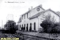 Gare de Mornant FOL maldec.com
