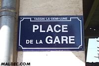 Gare d'Écully-La-Demi-Lune DSE maldec.com