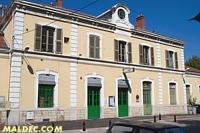 Gare de Tassin DSE maldec.com