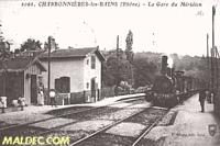 Gare du Méridien DSE maldec.com