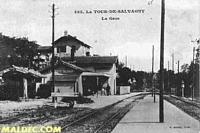 Gare de La-Tour-de-Salvagny DSE maldec.com