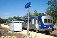 Gare de Sain-Bel DSE maldec.com
