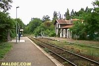 Gare des Flachères PLM maldec.com