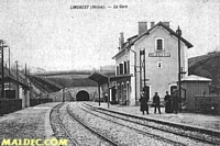 Gare de Limonest PLM maldec.com