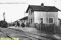 Gare de Dommartin - Lissieu PLM maldec.com