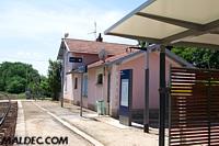 Gare de Civrieux-d'Azergues PLM maldec.com