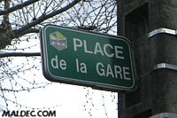 Gare de Lozanne PLM maldec.com