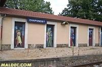 Gare de Chaponost PLM maldec.com