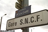 Gare de Brignais PLM maldec.com